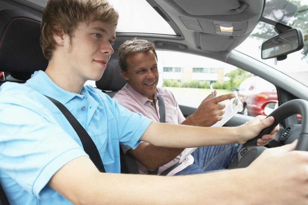 supervise learner driver