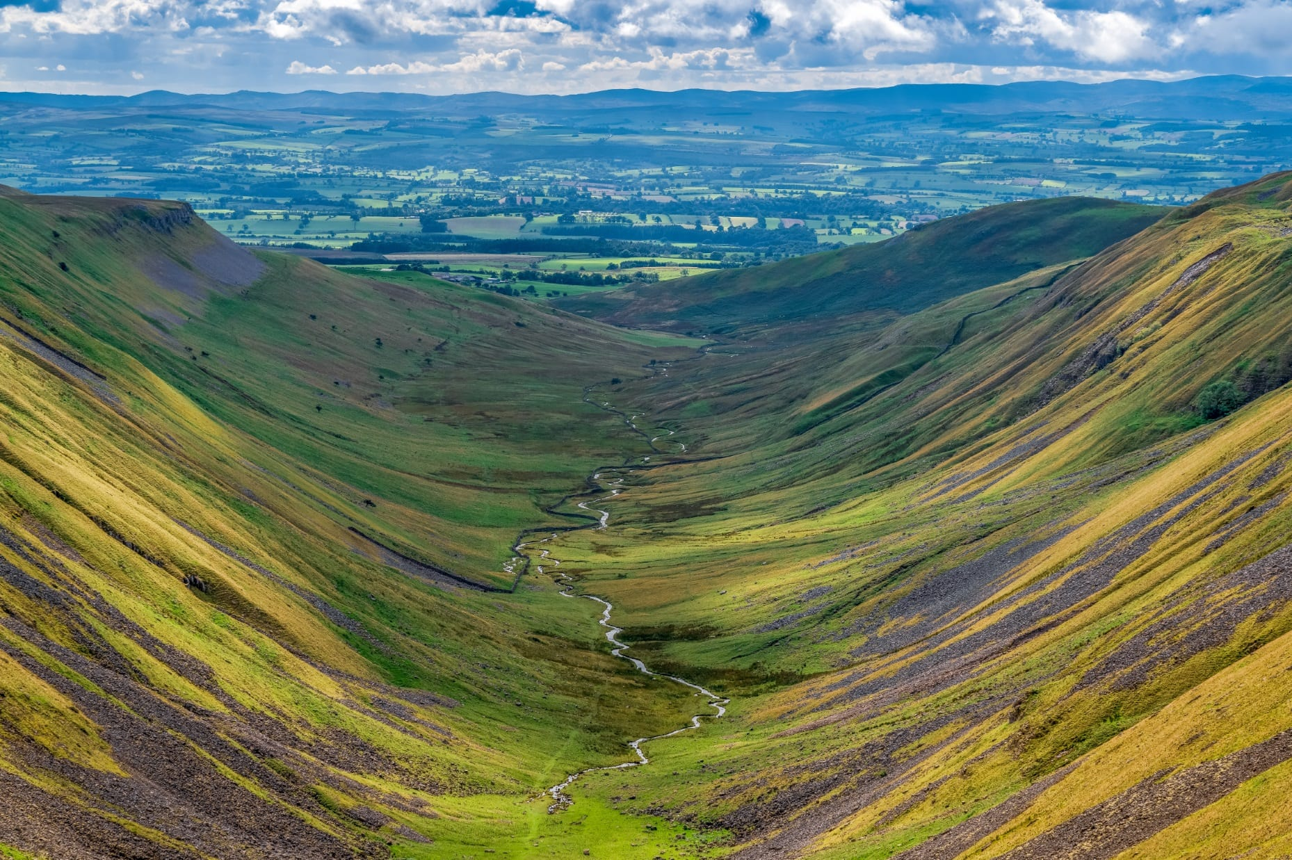 The Yorkshire Dales and North Pennines