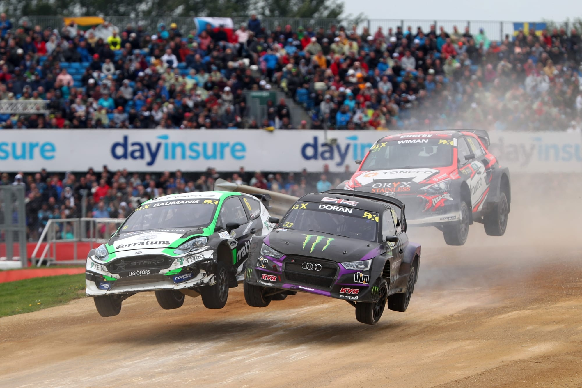 FIA World Rallycross Championship sponsored by Dayinsure