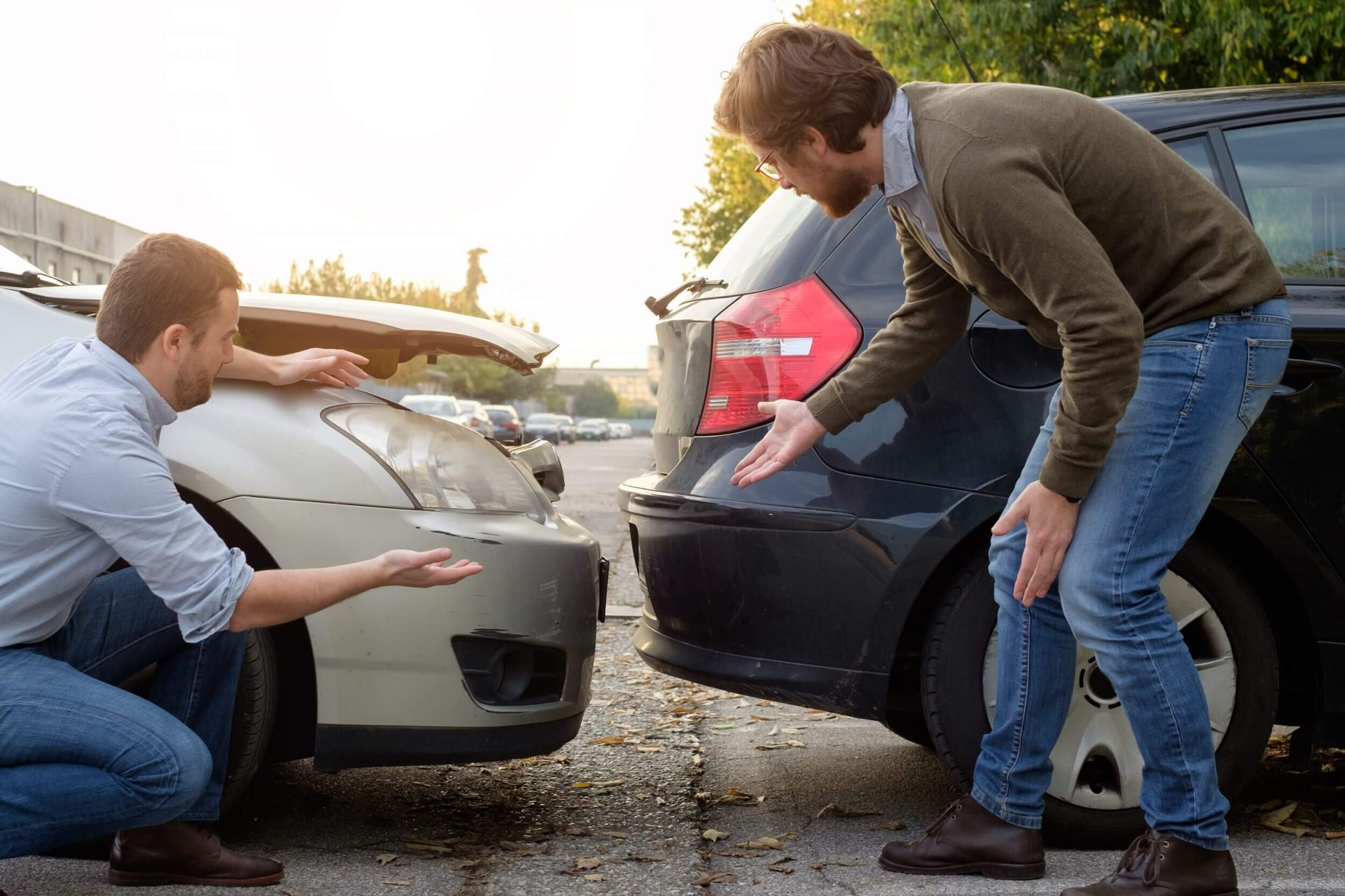 Car accident dispute