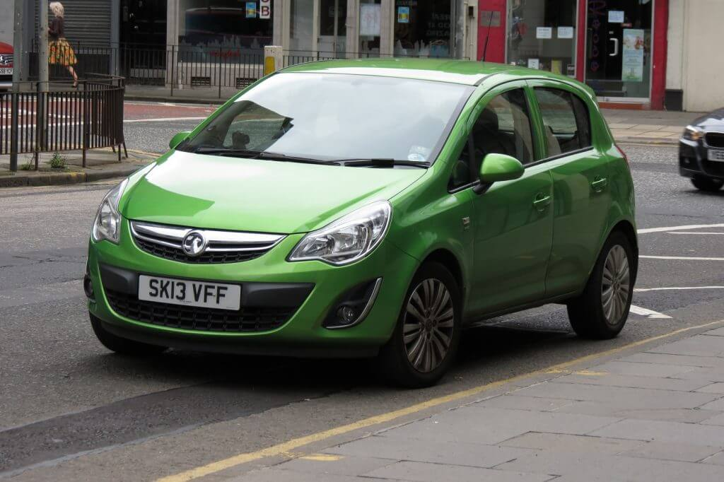 Vauxhall Asta