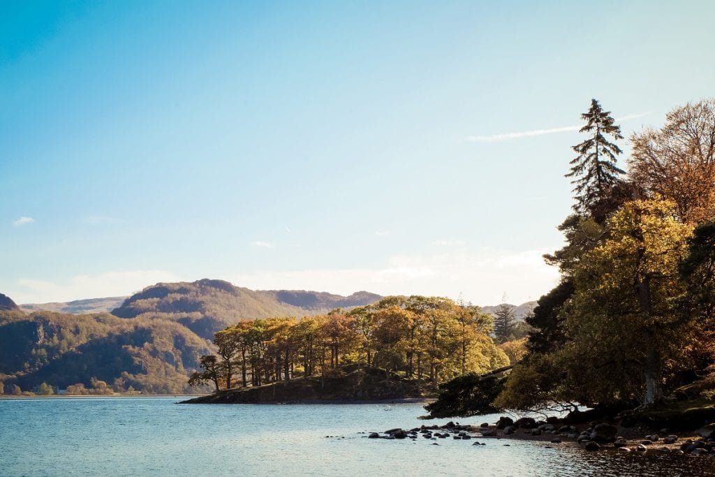Cumbria in the Lake District